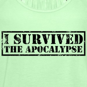 I survived the Apocalypse T-Shirt - Frauen Tank Top von Bella