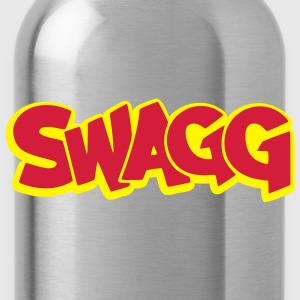 Swagg graff outlined T-Shirts - Water Bottle