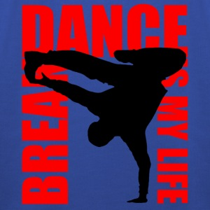 break dance is my life Tee shirts - Pull à capuche Premium Enfant