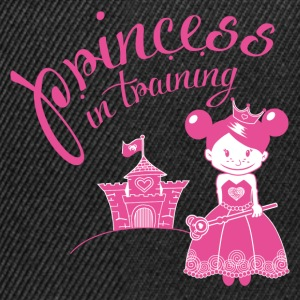 princess in training T-shirts - Snapback cap