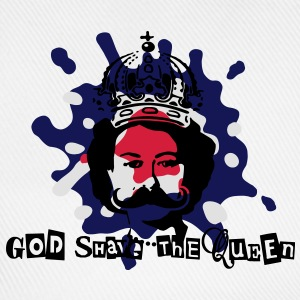 God Shave The Queen T-Shirts - Baseball Cap
