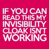 Invisibility Cloak T-Shirts - Women's Premium T-Shirt