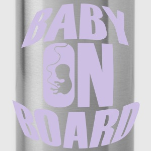 Baby On Board Tee shirts - Gourde