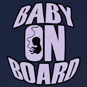 Baby On Board T-Shirts - Baseball Cap