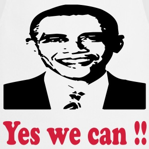 yes_we_can T-Shirts - Cooking Apron