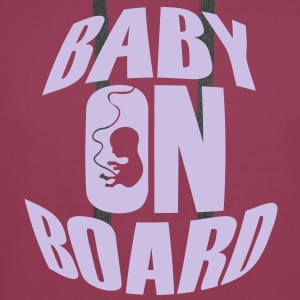 Baby On Board T-Shirts - Men's Premium Hoodie