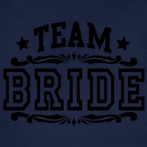 team bride T-Shirts - Baseball Cap
