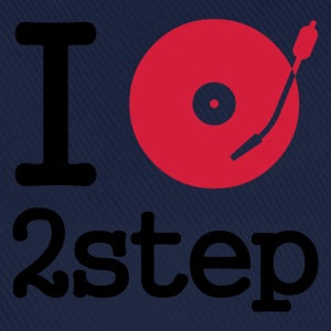 :: I dj / play / listen to 2step :-: - Baseballcap