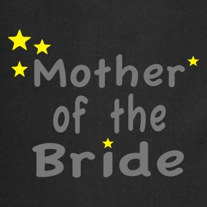 Star Mother of the Bride T-Shirts - Cooking Apron
