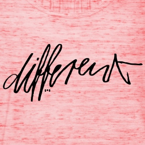 different - Frauen Tank Top von Bella
