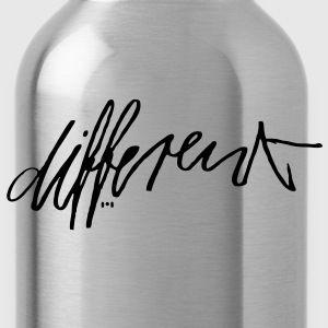 different - Trinkflasche