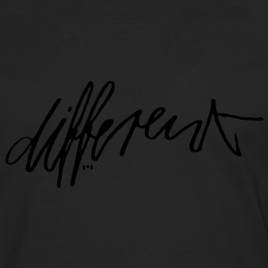 different - Männer Premium Langarmshirt
