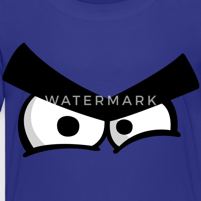Angry eyes - Kids' Premium T-Shirt