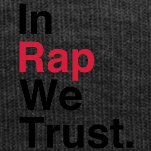 In Rap We Trust T-Shirts - Winter Hat