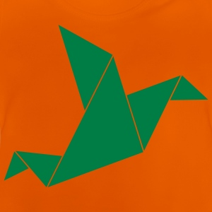 origami vogel T-Shirts - Baby T-Shirt