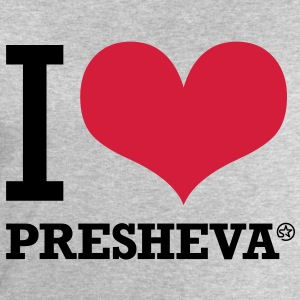 I LOVE PRESHEVA Tee shirts - Sweat-shirt Homme Stanley & Stella