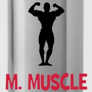 Monsieur Muscles ! Tee shirts - Gourde