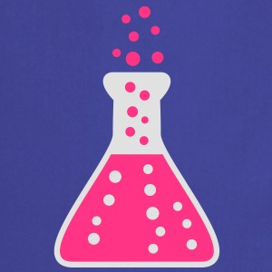 laboratory_bottle T-shirts - Keukenschort