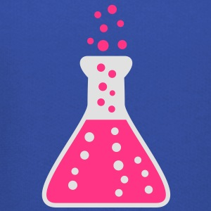 laboratory_bottle T-shirts - Premium-Luvtröja barn