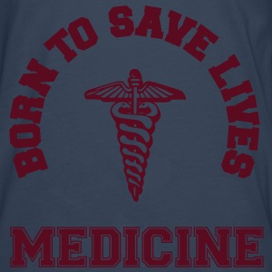Born To Save Lives - T-shirt manches longues Premium Homme
