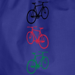 fixed 3 T-shirts - Sportstaske