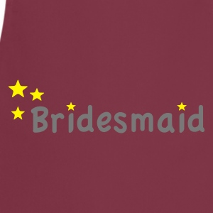 Star Bridesmaid T-shirts - Förkläde