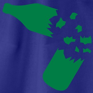broken_bottle T-shirts - Gymnastikpåse