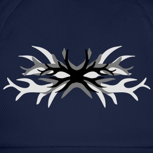 abstract_design T-shirts - Baseballkasket