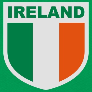ireland_new T-shirts - Retro taske