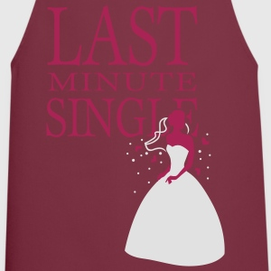 Pink Last minute Single T-Shirts - Cooking Apron