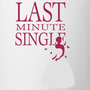 Pink Last minute Single T-Shirts - Mug
