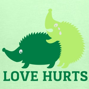 love_hurts T-Shirts - Frauen Tank Top von Bella