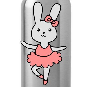 ballet bunny Shirts - Water Bottle