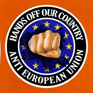 Anti EU - Fist Shirts - Baby T-Shirt