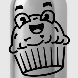 Cupcake T-Shirts - Trinkflasche