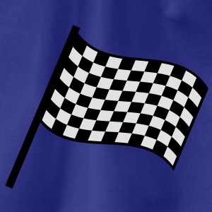racing_flag T-Shirts - Turnbeutel