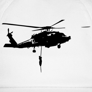 Helicopter action T-Shirts - Baseball Cap