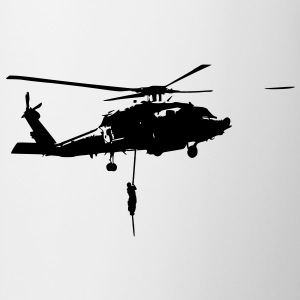Helicopter action T-Shirts - Mug