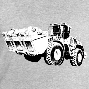 wheel loader - Men's Sweatshirt by Stanley & Stella