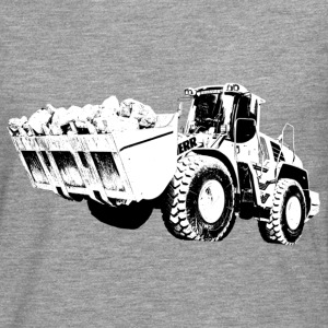 wheel loader - Men's Premium Longsleeve Shirt