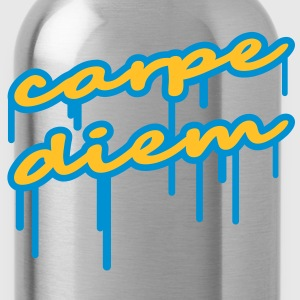 carpe_diem T-shirts - Drinkfles