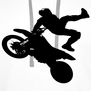freestyle motocross T-Shirts - Men's Premium Hoodie