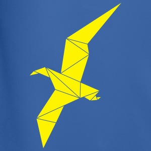origami bird T-Shirts - Men's Football shorts