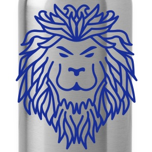 Lion - Tribal Shirts - Water Bottle