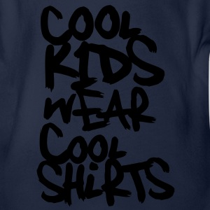 Cool Kids cool Shirts (dh) - Baby Bio-Kurzarm-Body