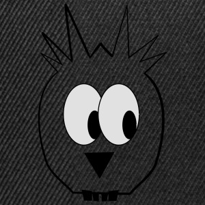 Hibou CHOUETTE  Tee shirts - Casquette snapback