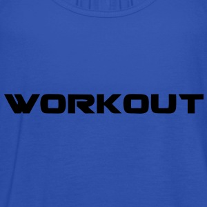 Workout - Frauen Tank Top von Bella