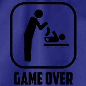 game over T-Shirts - Turnbeutel