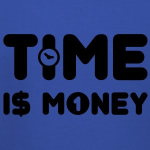 time is money - US - Kinder Premium Hoodie