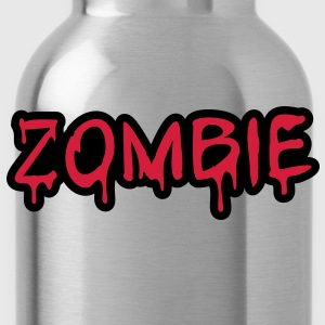 zombie T-shirts - Drinkfles